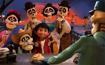 Movie Review: 'COCO' (2017)   Blank Page Beatdown